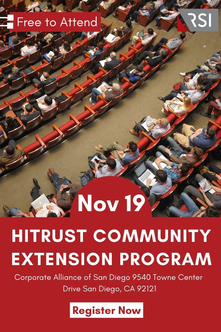 Hitrust Event